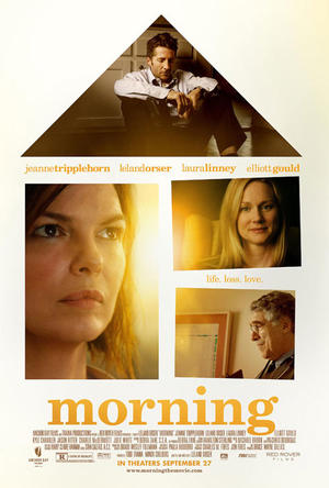 "Poster art for ""Morning."""