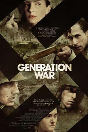 "Poster art for ""Generation War."""