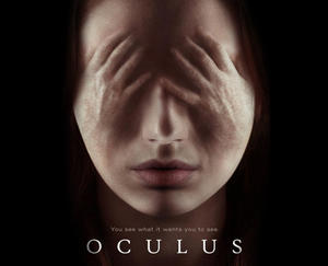 "Promotional still for ""Oculus."""