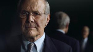Donald Rumsfeld in THE UNKNOWN KNOWN.