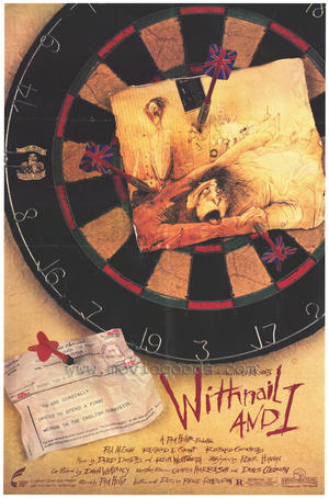 "Poster art for ""Withnail and I."""