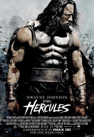 "Poster art for ""Hercules: An IMAX 3D Experience."""