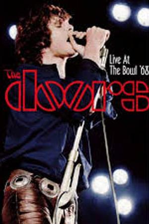 """Poster art for """"The Doors: Live at the Hollywood Bowl 1968"""""""