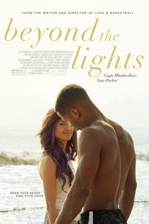 "Poster art for ""Beyond The Lights."""