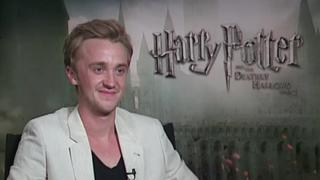 Exclusive: Harry Potter and the Deathly Hallows: Part 2 - Cast Interviews - Click to play
