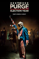 The Purge: Election Year showtimes and tickets
