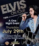Elvis on Tour: 75th Anniversary Celebration showtimes and tickets
