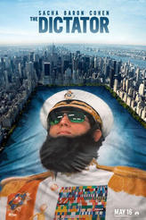 The Dictator showtimes and tickets