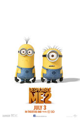 Despicable Me 2 showtimes and tickets