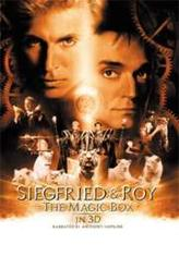 Siegfried & Roy: The Magic Box 3D showtimes and tickets