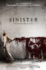Sinister showtimes and tickets