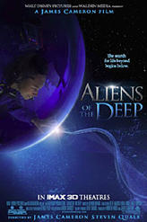 Aliens of the Deep showtimes and tickets