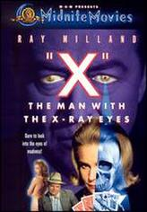 The Man With the X-Ray Eyes showtimes and tickets