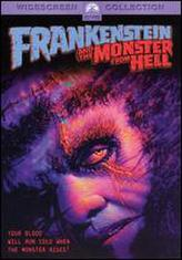 Frankenstein And The Monster From Hell showtimes and tickets