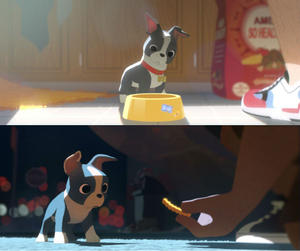 News Briefs: New Images for Disney's 'Feast'; Trailers for 'Seventh Son' and 'The Rewrite'