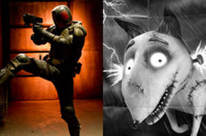 New on DVD: 'Frankenweenie,' 'Dredd,' 'House at the End of the Street'