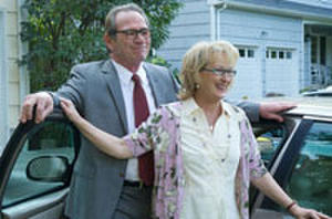 'Hope Springs' Interview: Tommy Lee Jones and Meryl Streep, on Sex Scenes and the Suburbs