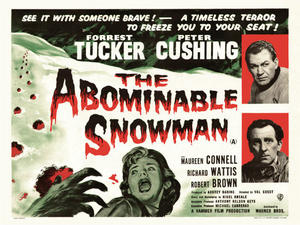 'The Abominable Snowman' Lives Again!