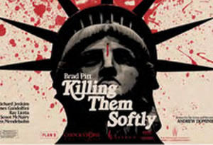 Giveaway: 'Killing Them Softly' Mini-Posters and Book