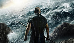 Russell Crowe Tries to Survive Death by Water in 'Noah' Teaser