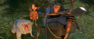 You'll Never Believe What the Filmmakers at Laika Use to Make These 'Kubo' Puppets