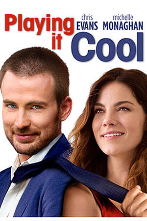 """Poster for """"Playing It Cool."""""""