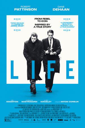 "Poster art for ""Life."""