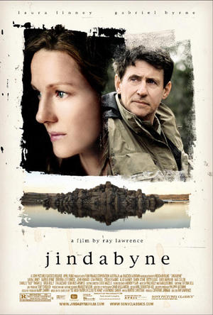 "Poster art for ""Jindabyne."""