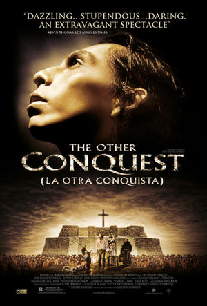 """""""The Other Conquest"""" poster art"""