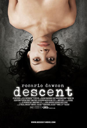 "Poster art for ""Descent."""