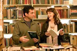"""Steve Carell and Juliette Binoche in """"Dan in Real Life."""""""