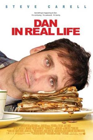 """Poster art for """"Dan in Real Life."""""""
