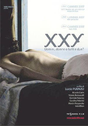 "Poster art for ""XXY."""