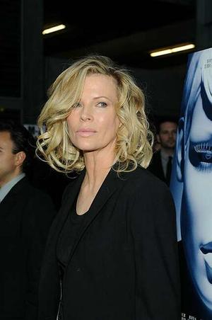 "Kim Basinger at the California premiere of ""The Informers."""