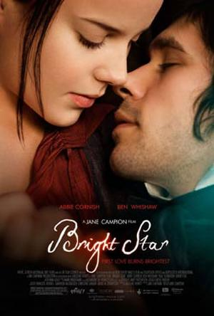 """Poster art for """"Bright Star."""""""