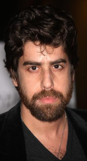 "Adam Goldberg at the California premiere of ""(Untitled)."""