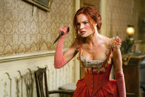 "Kate Bosworth as Lynne in ""The Warrior's Way"""
