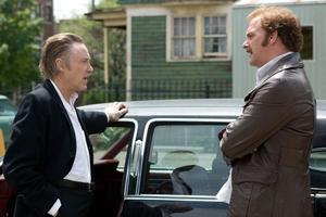 "Christopher Walken and Ray Stephenson in ""Kill the Irishman."""