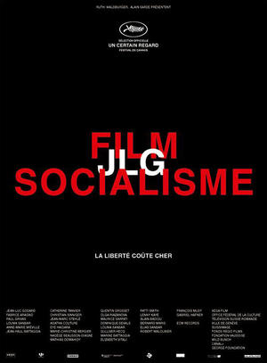 """Poster art for """"Film Socialisme."""""""