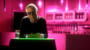 """Peter Gatien in """"Limelight."""""""