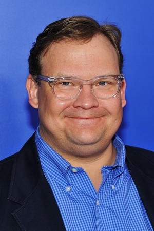 "Andy Richter at the New York premiere of ""Madagascar 3: Europe's Most Wanted."""