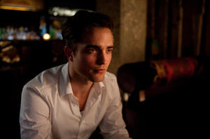 "Robert Pattinson in ""Cosmopolis."""