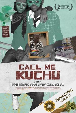 """Poster art for """"Call Me Kuchu."""""""