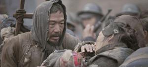 "Guoli Zhang in ""Back to 1942."""