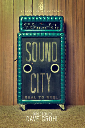 "Poster art for ""Sound City."""