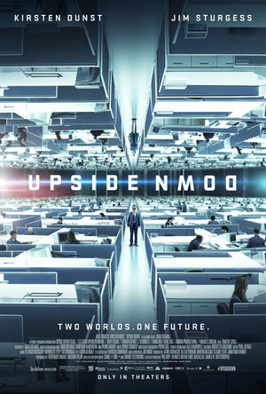 "Poster art for ""Upside Down."""