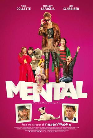 """Poster art for """"Mental."""""""