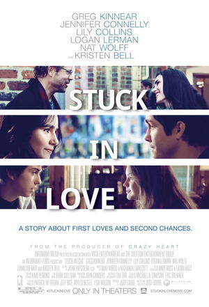 """Poster art for """"Stuck in Love."""""""