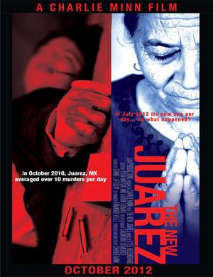 """Poster art for """"The New Juarez."""""""