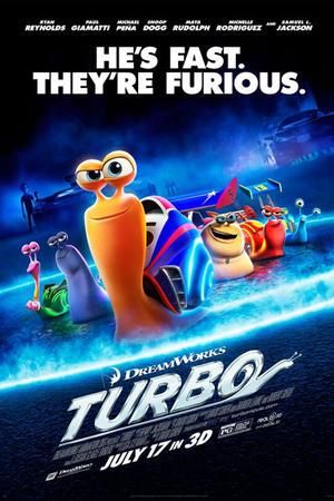 """Poster art for """"Turbo 3D."""""""